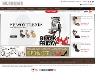 shoesfy.com screenshot