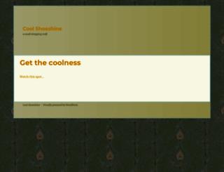 shoeshineinc.com screenshot