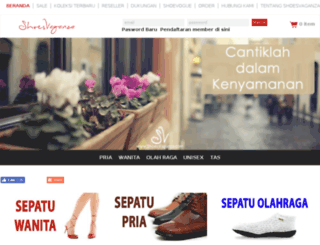shoesvaganza.com screenshot