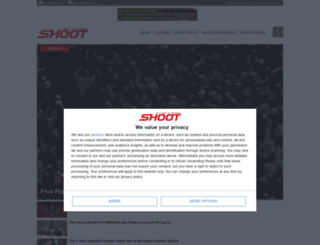 shoot.co.uk screenshot