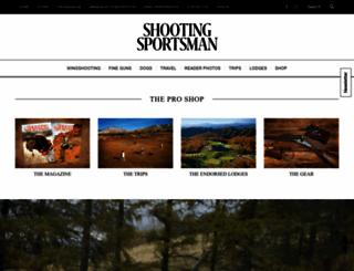 shootingsportsman.com screenshot