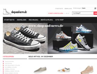 shop-and-news.de screenshot