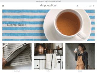 shop-foglinen.com screenshot