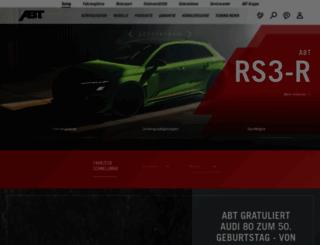 shop.abt-sportsline.de screenshot