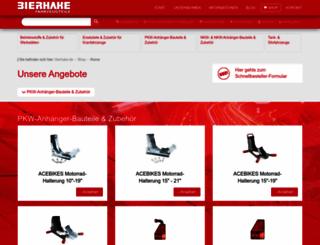 shop.bierhake.de screenshot