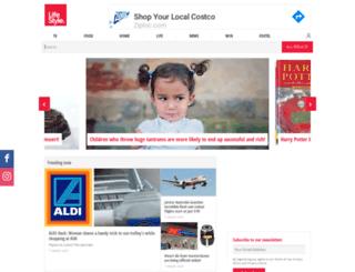shop.bigpond.com screenshot