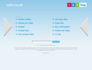shop.cafc.co.uk screenshot
