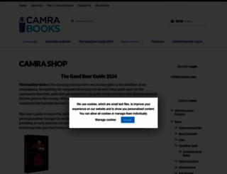 shop.camra.org.uk screenshot