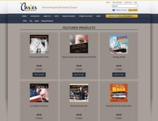 shop.cartereport.org screenshot