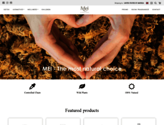 shop.casamei.com screenshot