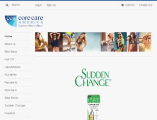 shop.ccaindustries.com screenshot