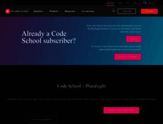 shop.codeschool.com screenshot