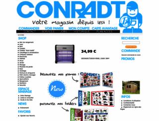 shop.conradt.be screenshot
