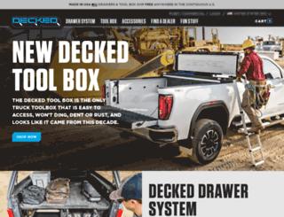 shop.decked.com screenshot