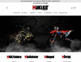 shop.dekalkit.se screenshot