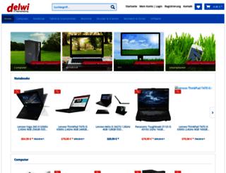 shop.delwi-itr.de screenshot