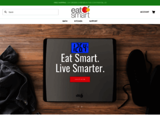 shop.eatsmartproducts.com screenshot