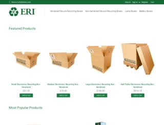 shop.electronicrecyclers.com screenshot