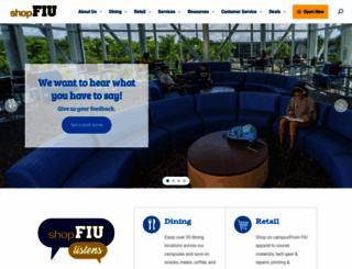 shop.fiu.edu screenshot