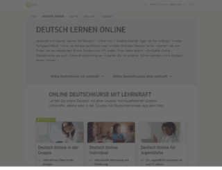 shop.goethe.de screenshot