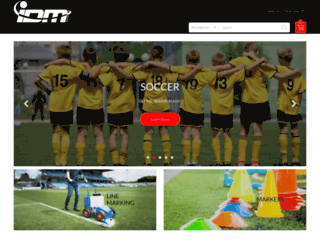 shop.idmsports.com.au screenshot