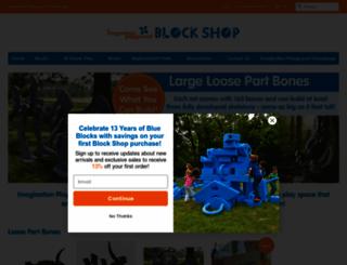 shop.imaginationplayground.com screenshot