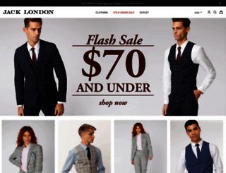 shop.jacklondon.com.au screenshot