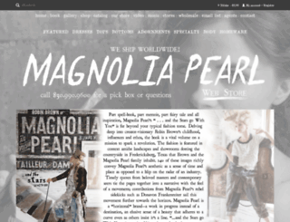 shop.magnoliapearl.com screenshot