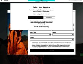 shop.maliparmi.it screenshot