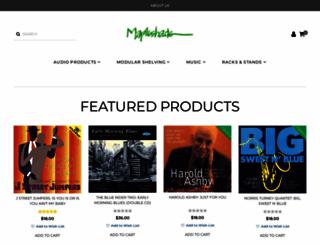 shop.mapleshadestore.com screenshot