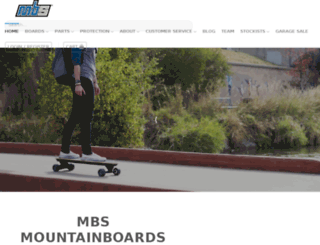 shop.mbseurope.com screenshot