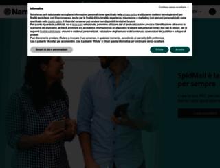 shop.namirial.com screenshot