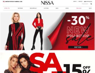 shop.nissa.ro screenshot