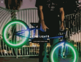 shop.norilights.com screenshot