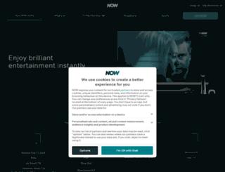 shop.nowtv.com screenshot