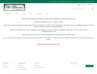 shop.patobriens.com screenshot