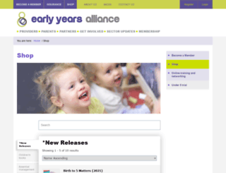 shop.pre-school.org.uk screenshot