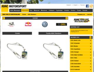 shop.rallye-deutschland.de screenshot