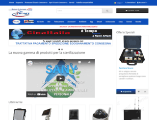 shop.skynetitalia.net screenshot
