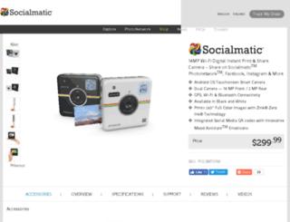 shop.social-matic.com screenshot
