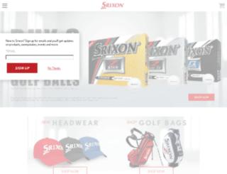 shop.srixon.com screenshot