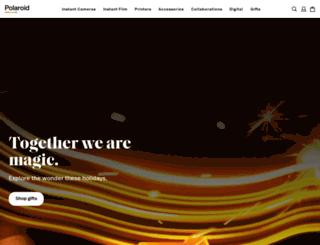 shop.the-impossible-project.com screenshot