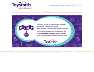 shop.toysmith.com screenshot