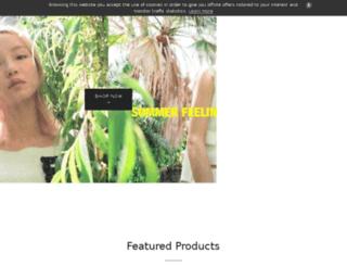 shop.tsumorichisato.com screenshot