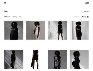 shop.under.la screenshot