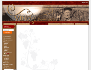 shop.vino-online.ch screenshot