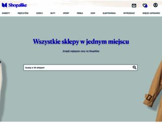 shopalike.pl screenshot