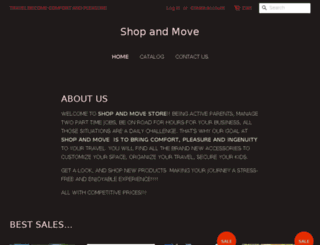 shopandmove.com screenshot