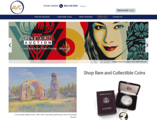 shopavc.com screenshot