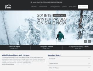 shopbaldy.com screenshot